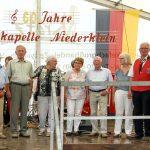 Unser 60 Jähriges Jubiläum am Kirmessonntag mit 8 Gastkapellen. Die Fotos sind von unserem Dirigenten Wilhelm Schnücker.
